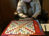 Scrabble on Christmas day!
