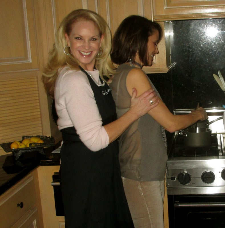 Tuesday's With Laurie-The Perfect Valentine's Day Menu
